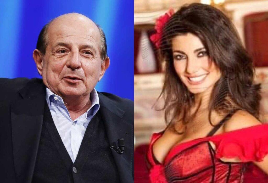 I Fatti Vostri, Giancarlo Magalli fa una battutaccia a Samantha Togni che si copre le mani con il viso, tutto lo studio in imbarazzo