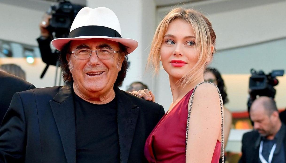 """Italia si, Al Bano fa un appello alla figlia Jasmine """"La droga lasciala agli altri"""""""