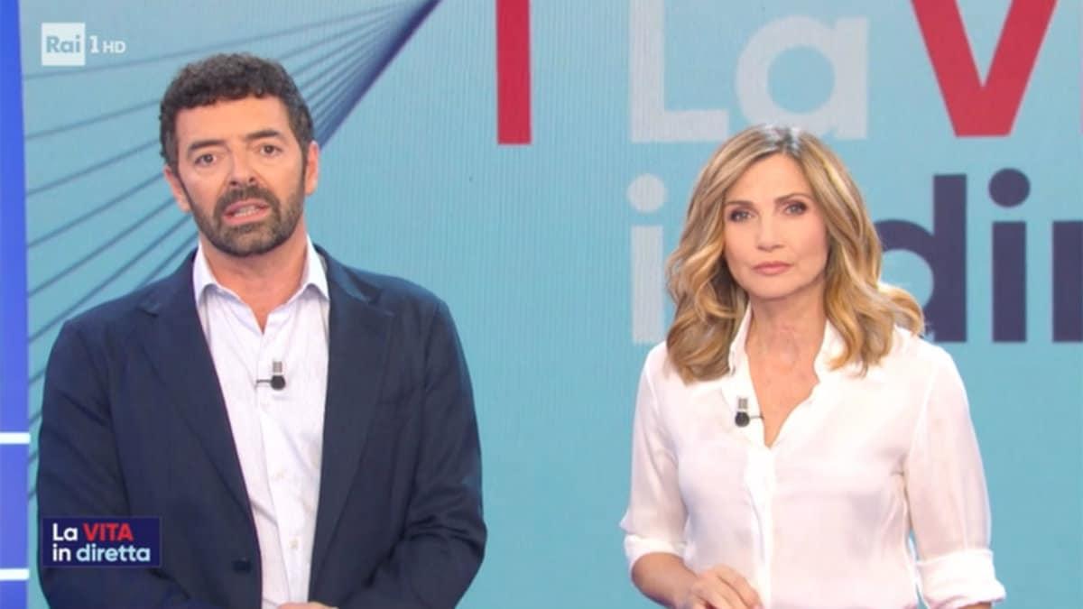 """Lorella Cuccarini torna su Rai 1 """"vicino"""" ad Alberto Matano, i telespettatori increduli"""