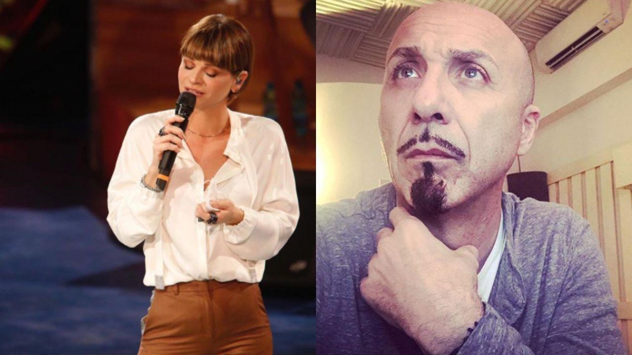 """Amici, in trasmissione Alessandra Amoroso ringrazia Rudy Zerbi ma non Luca Jurman che dice: """"A me neanche un grazie, riconoscenza zero"""", la Amoroso non ci sta e risponde subito sui social"""