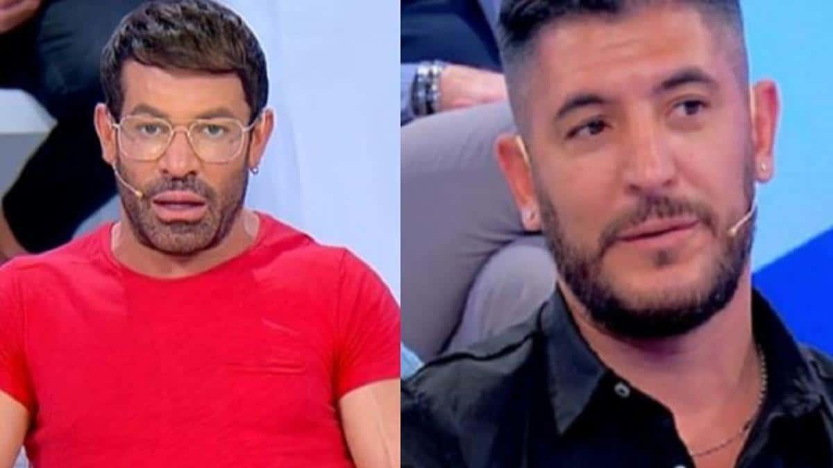 """Gianni Sperti parla ancora di Giovanni Longobardi e quest'ultimo dice """"Se parlo io … del tuo amichetto di Napoli …"""", la reazione di Gianni"""