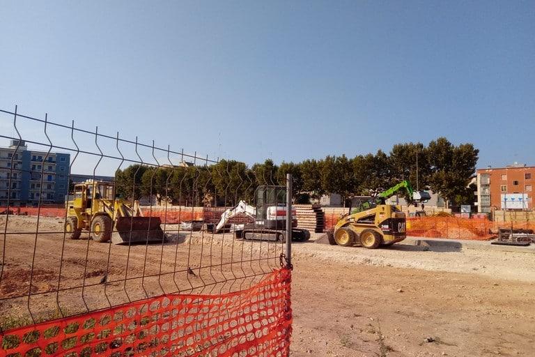 Bari, slitta apertura mercato di Japigia, si spera possa essere inaugurato nella prossima primavera