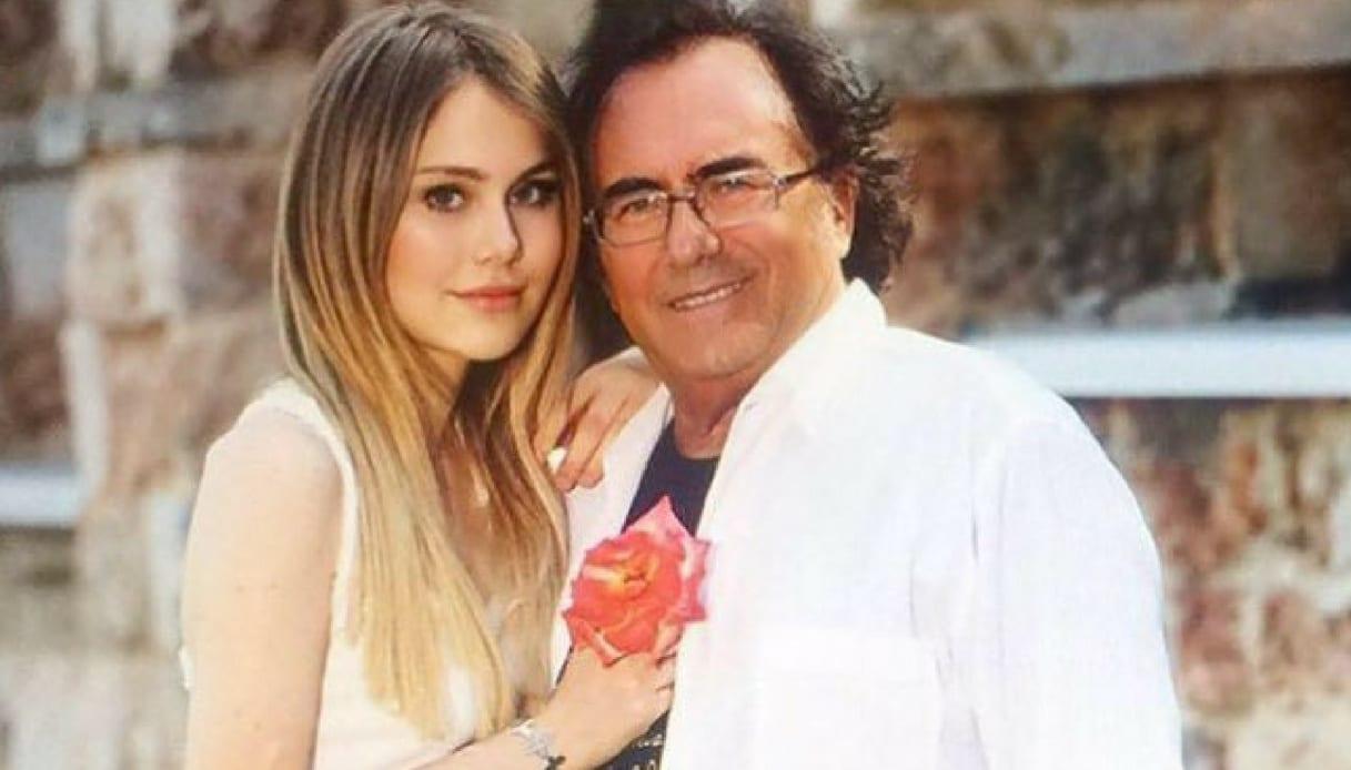 """Al Bano in coppia con la figlia Jasmine Carrisi a The Voice che dice: """"Non me lo aspettavo da mio padre che … """""""