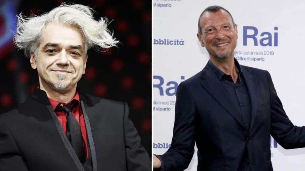 """Amadeus, ritorna sulla polemica con Morgan va diretto  e non usa mezze parole: """"A Sanremo decido tutto io"""""""
