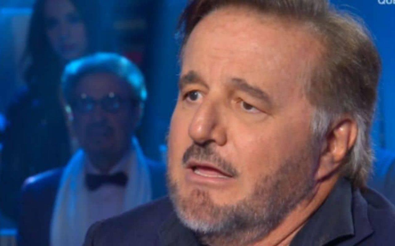 Gf Vip, Christian De Sica durissimo con Alfonso Signorini: «Orribile cosa è stato capace di fare … »