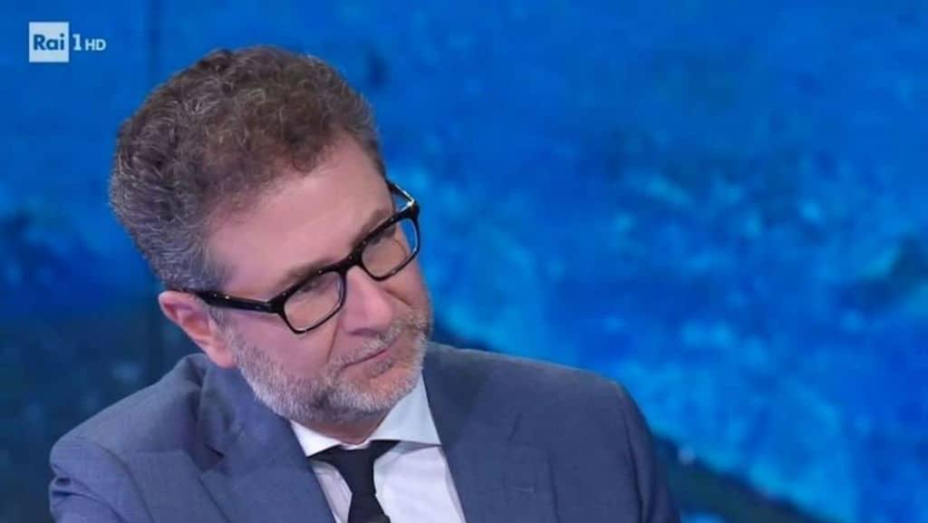 """Fabio Fazio fa una dichiarazione fortissima, dovrei """"smettere definitivamente ma devo chiedere il permesso a … """""""