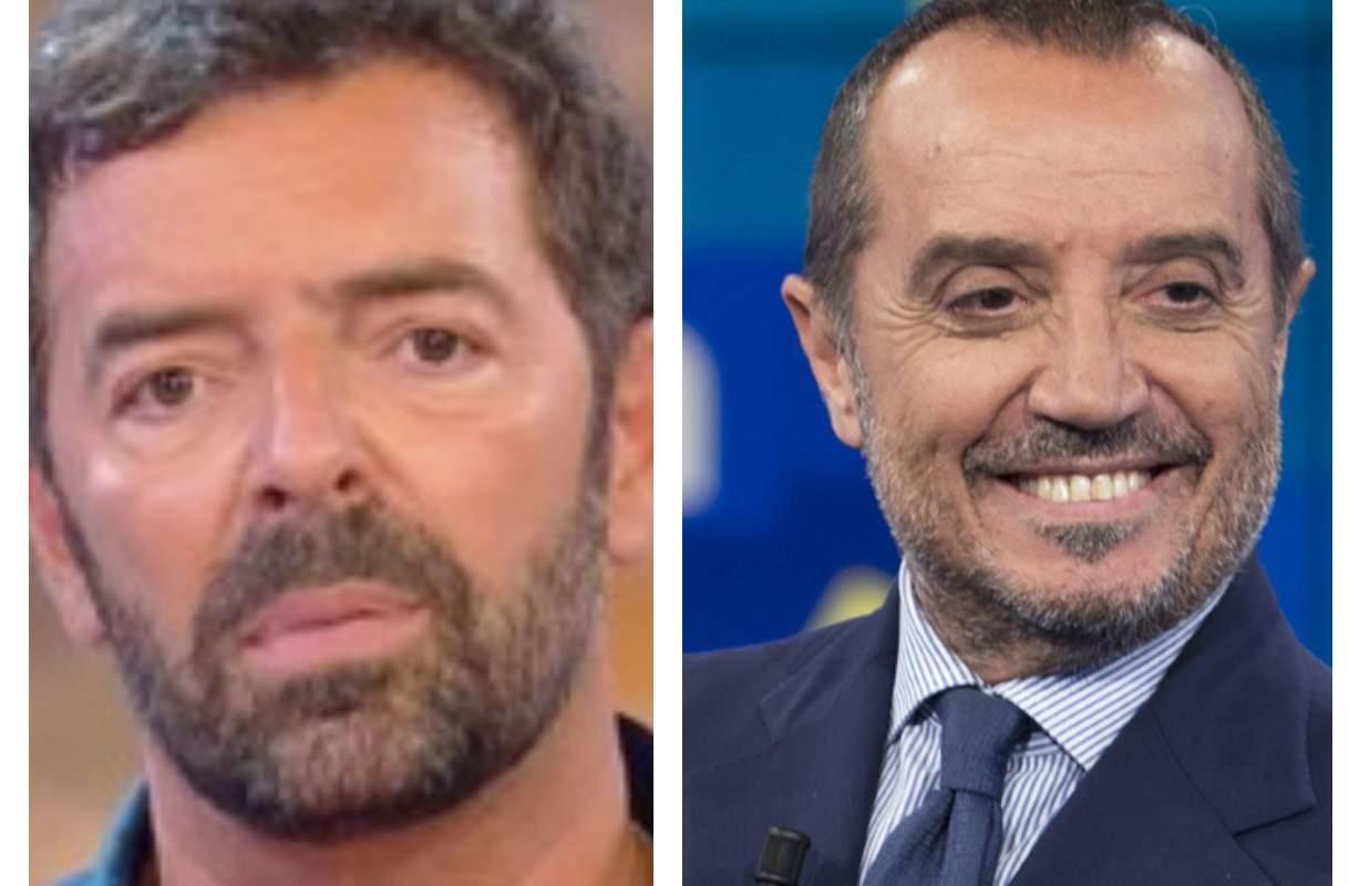 Alberto Matano e Franco Di Mare, Dagospia lancia una bomba, la natura del loro rapporto spiega molte cose