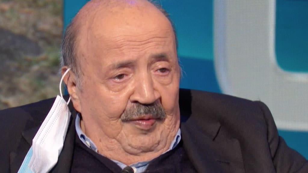 Maurizio Costanzo nella bufera, svela una verità e il web lo massacra, interviene il suo ufficio stampa per placare gli animi
