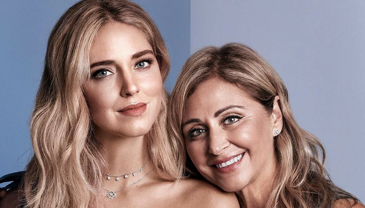 """Chiara Ferragni, la mamma senza freni: """"Essere sua madre mi fa perdere di credibilità"""""""