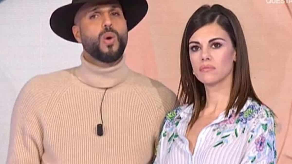 """Detto fatto, Jonathan parla di Samanta Togni ma Bianca Guaccero lo fulmina: """"Non lo devi dire"""""""