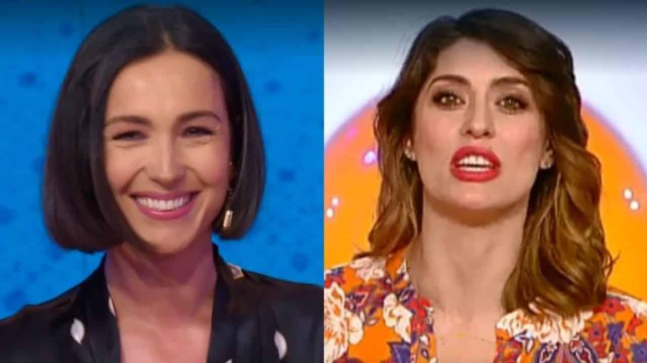 """Elisa Isoardi dice a Caterina Balivo, che non gradisce """"Adesso …"""""""