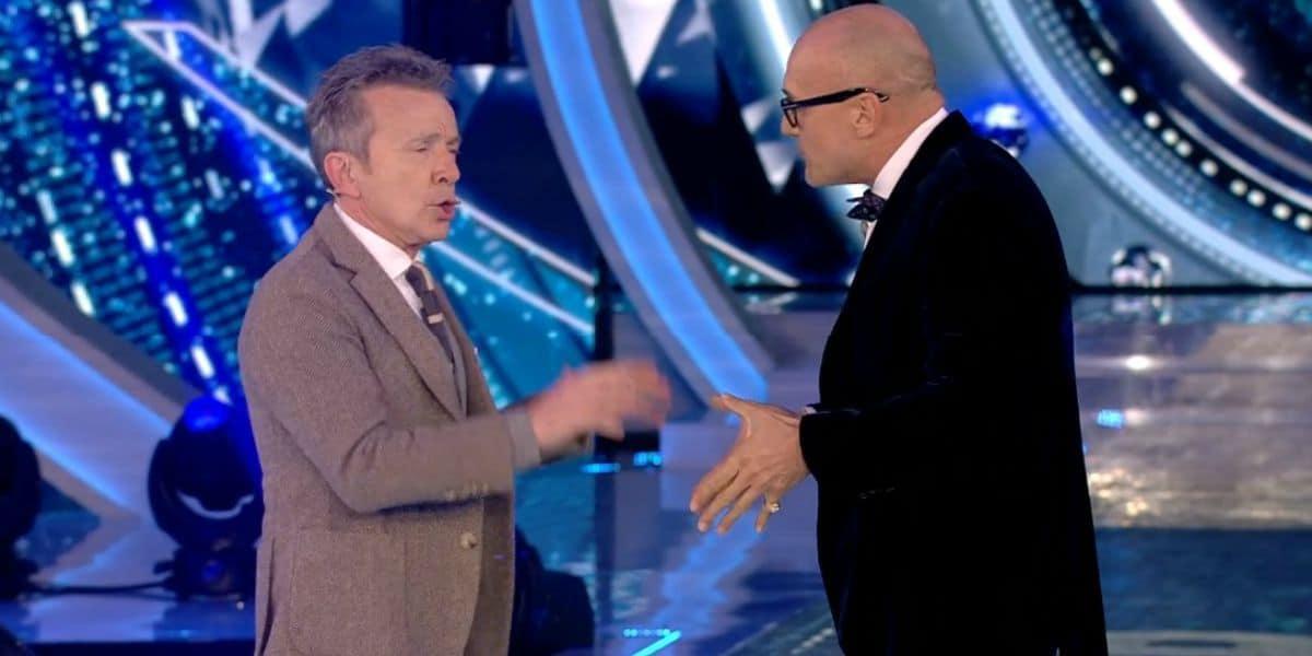 """Grande Fratello VIP, Alfonso Signorini fuori di sé contro Pupo """"non posso tollerare …"""""""