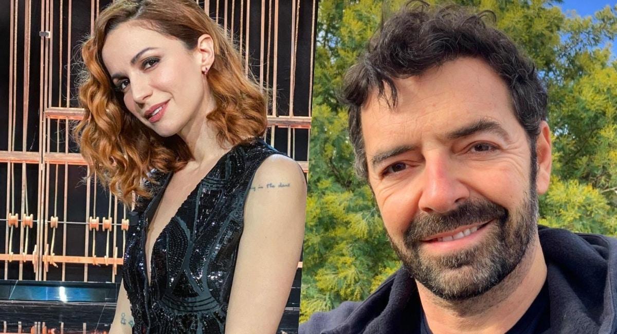 """Andrea Delogu ad Alberto Matano """"Sei bellissimo"""", la risposta di Matano infiamma il web"""