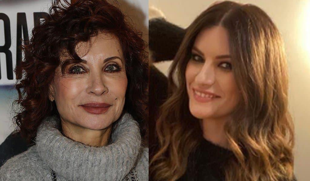 """Grande Fratello Vip, Alda D'Eusanio contro il compagno di Laura Pausini, """"quello la mena …."""" e Laura Pausini …"""