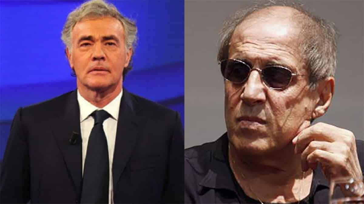 """Adriano Celentano, una furia contro Massimo Giletti """"andrebbe licenziato in tronco"""" e Giletti gli risponde"""