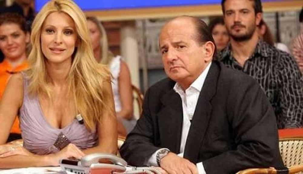 """Giancarlo Magalli parla ancora di Adriana Volpe e dice: """"Adriana Volpe ha problemi …"""""""