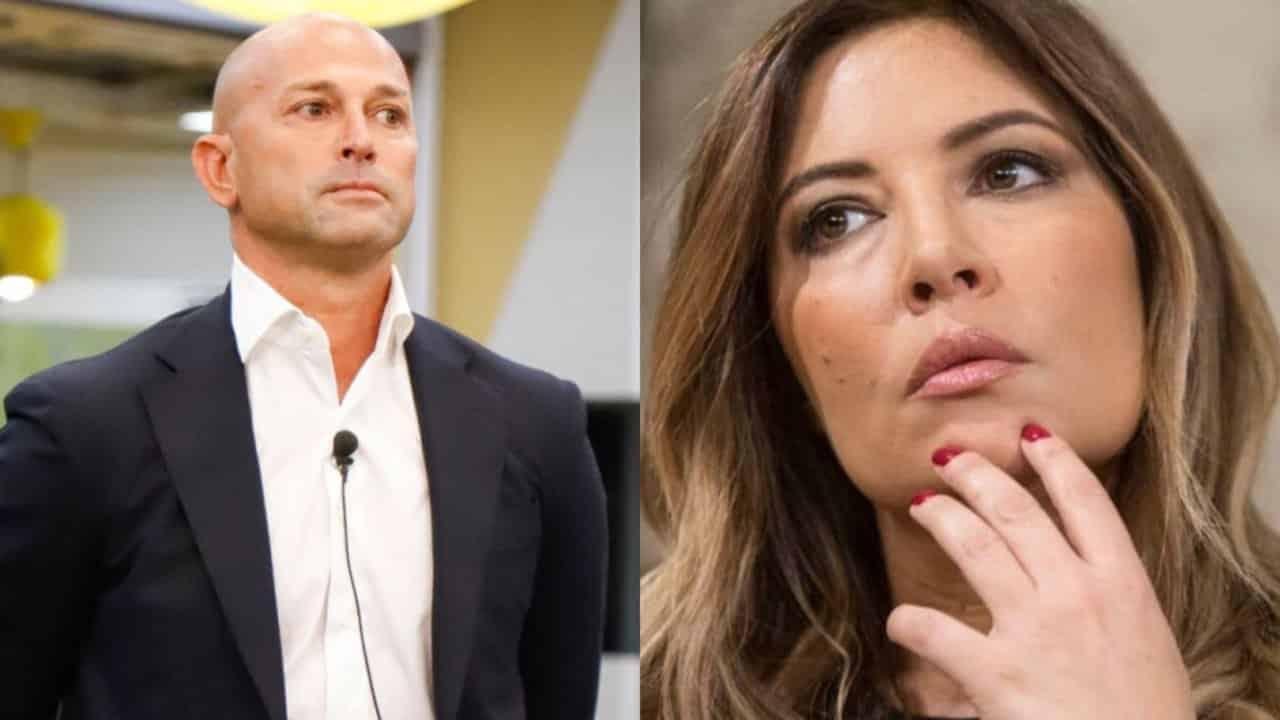 """Stefano Bettarini e Selvaggia Lucarelli, volano stracci, lui """"Trovati qualcosa da fare"""" , lei: """" ometto, ex calciatore finito nel calcioscommesse"""""""