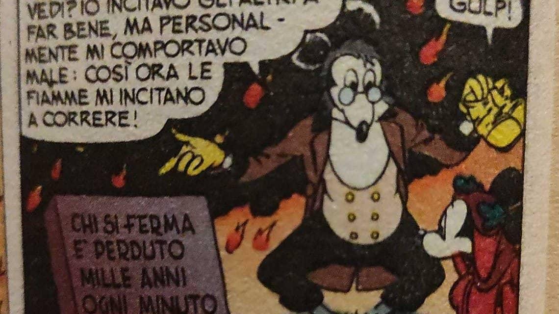 """Rossano Sasso appena nominato sottosegretario leghista all'Istruzione, fa una citazione """"Come diceva Dante …"""" , invece a dirlo era Topolino"""