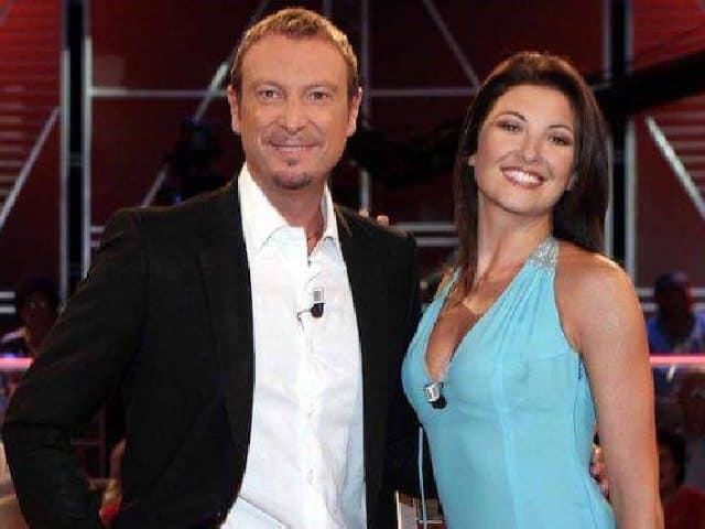 Festival di Sanremo 2021, accuse e insulti per Giovanna Civitillo la moglie di Amadeus