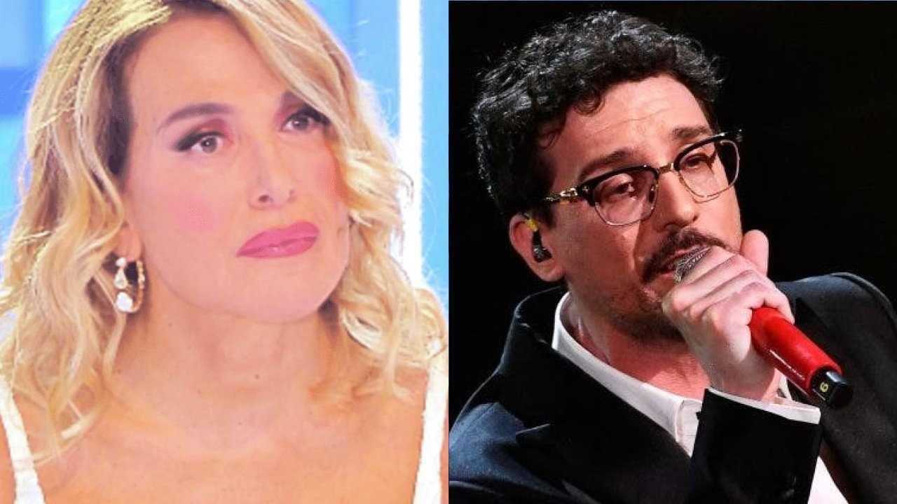 """Sanremo 2021, Willie Peyote ridicolizza Barbara d'Urso: """"Non ha capito niente di quello che ha detto …"""" lei gli risponde e lo massacra"""