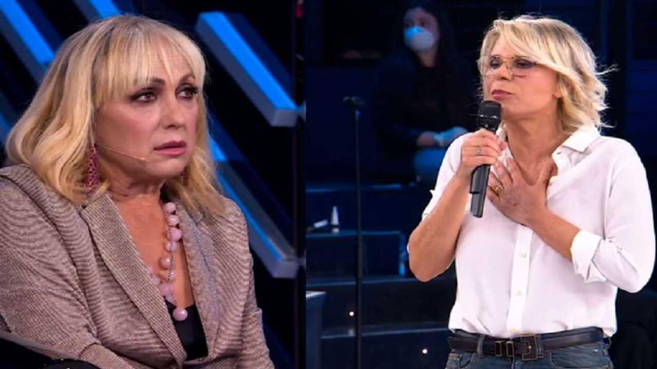 """Amici 20, Maria De Filippi fuori di sè con Alessandra Celentano """"Ora litighiamo …"""", la Celentano si zittisce"""