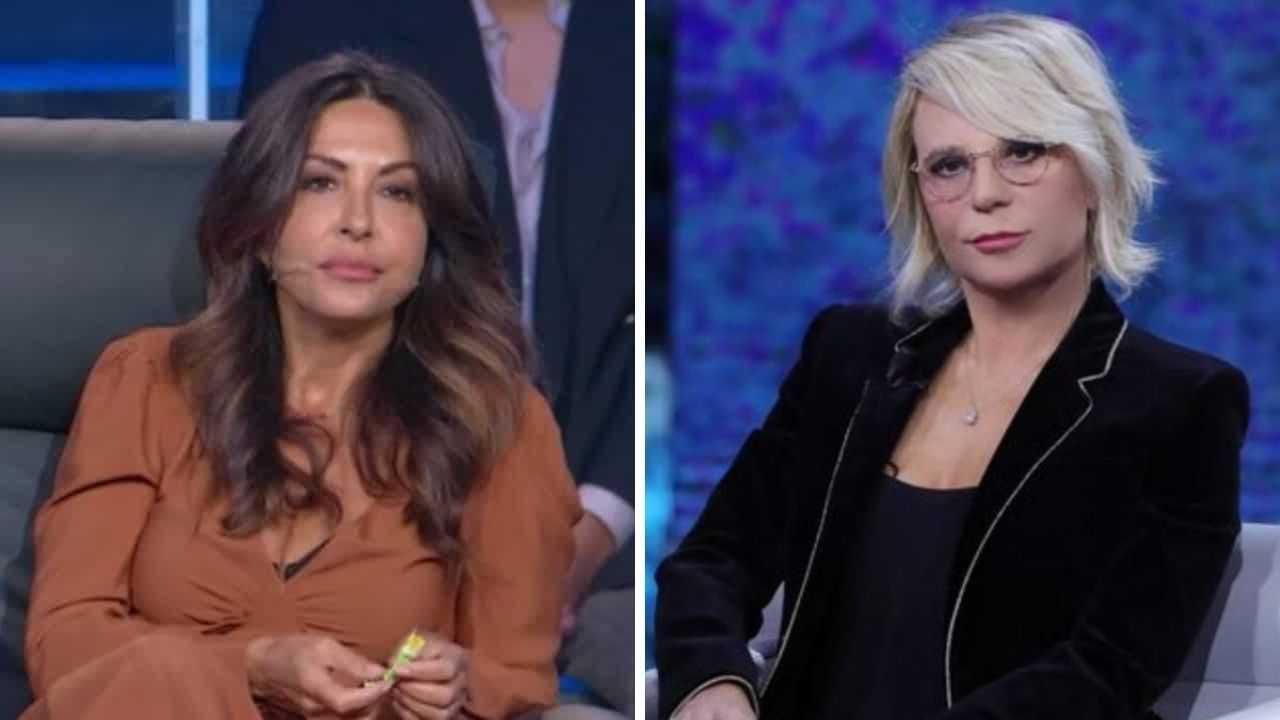 Amici, Sabrina Ferilli perde la pazienza con Maria De Filippi e cala il gelo in studio, l'attrice mai vista così in imbarazzo