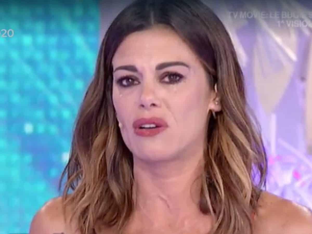 """Detto Fatto, Bianca Guaccero scoppia a piangere e dice """"Ho  …"""""""