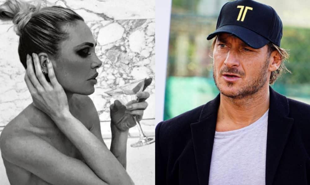 Francesco Totti, Ilary Blasi e la loro nuova casa, Carlo Verdone sbalordito, è super non ci sono parole per descriverla