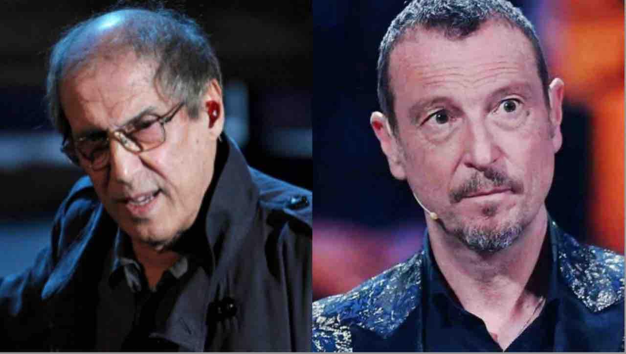 """Adriano Celentano, battuta pesante su Amadeus e Fiorello """"sono loro che …"""""""