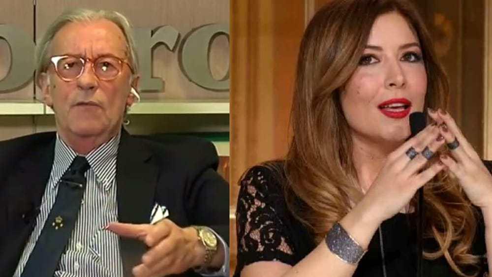 """Vittorio Feltri, attacco durissimo a Selvaggia Lucarelli """"Capita a tutti …"""""""
