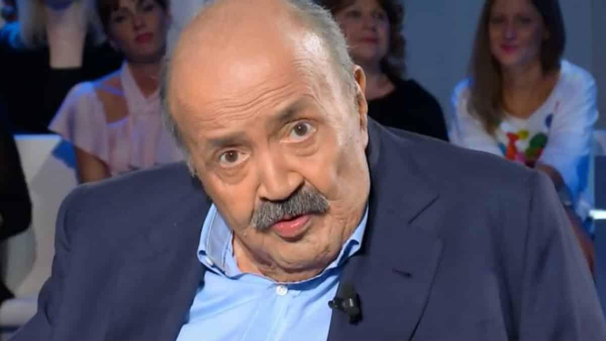 """Maurizio Costanzo durissimo con Rosalinda """"C'era proprio bisogno ?…"""""""