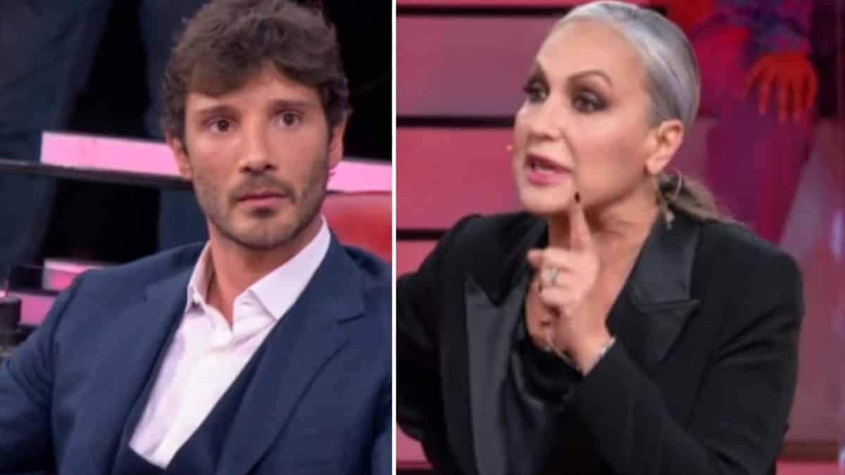 Stefano De Martino demolito da Alessandra Celentano, le parole che usa lo massacrano e lui risponde a tono