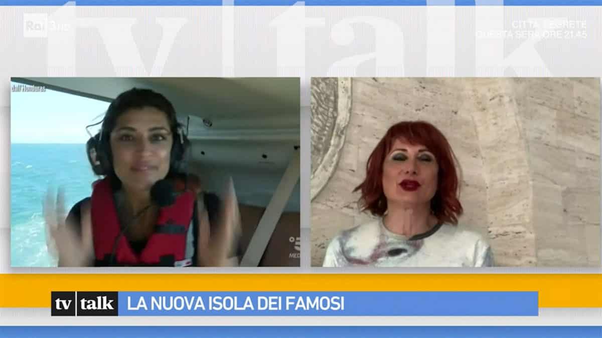 """Isola dei Famosi, Luxuria al veleno contro Elisa Isoardi: """"Sto solo aspettando che …"""""""
