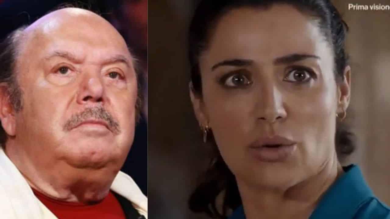 """Lolita Lobosco, Luisa Ranieri criticata per l'accento barese, interviene Lino Banfi che dice """"Nella fiction ha esasperato …"""""""