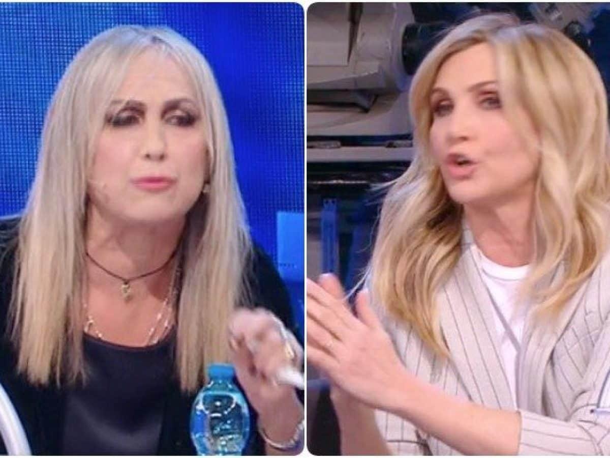 Amici, Lorella Cuccarini mette in difficoltà la Celentano che reagisce in modo durissimo