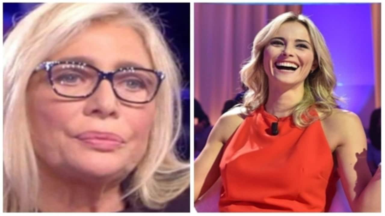 """Mara Venier e Francesca Fialdini nella bufera, fanno pace in diretta ma le massacrano """"hanno fatto una sceneggiata"""""""