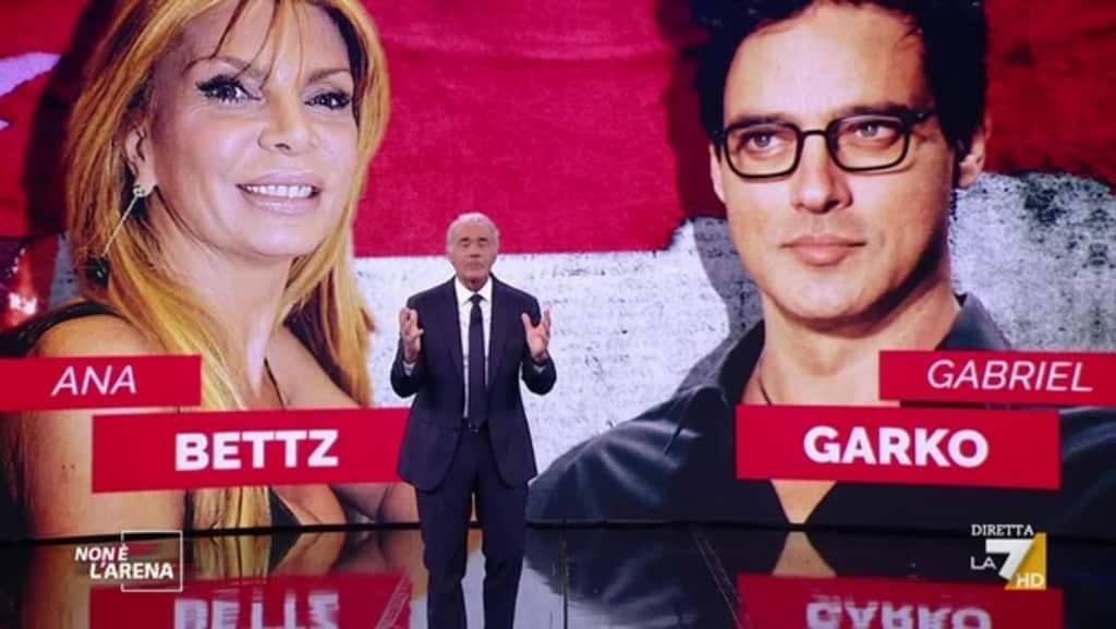 """Gabriel Garko, una furia contro Massimo Giletti """"Non si …"""""""