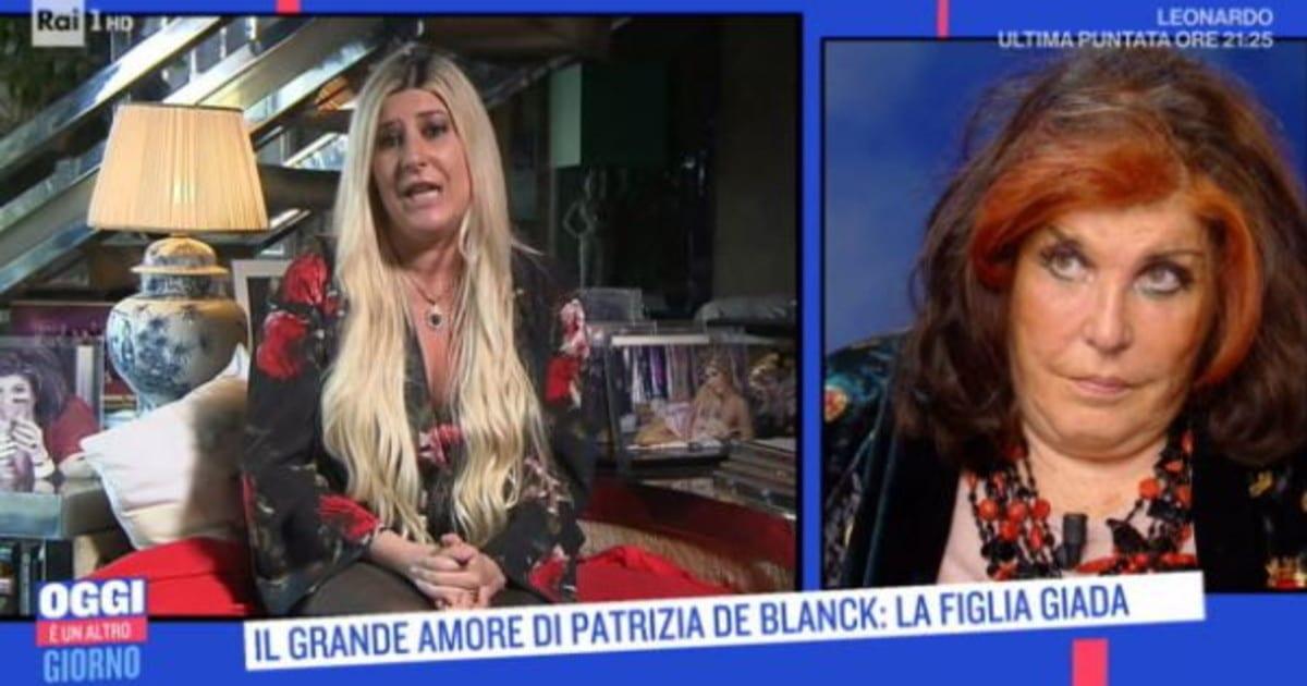 """Oggi è un altro giorno, Patrizia De Blanck gela Serena Bortone: """"Sto preparando mia figlia Giada …"""", in studio cade il silenzio"""
