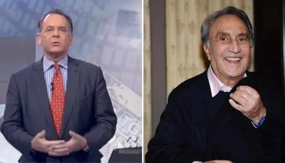 """Alessandro Cecchi Paone al veleno contro Emilio Fede: """"Fede non è un grande giornalista, invece di …"""""""