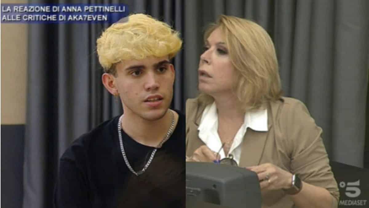 Amici 20, Anna Pettinelli brutale contro Aka, le parole che usa sono terrificanti, la reazione del web