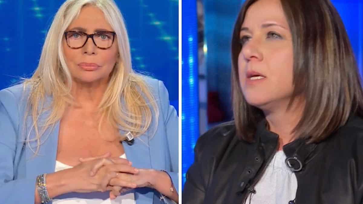 """Domenica In, Mara Venier chiede scusa a Piera Maggio: """"Ho sbagliato, non dovevo …"""""""