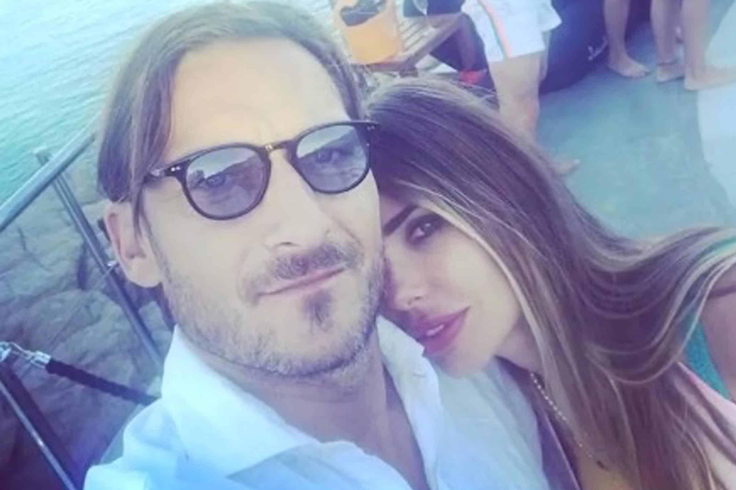 """Ilary Blasi compie gli anni, e il marito Francesco Totti le fa una dedica speciale e lei """"Magari tra due anni ci lasciamo"""""""