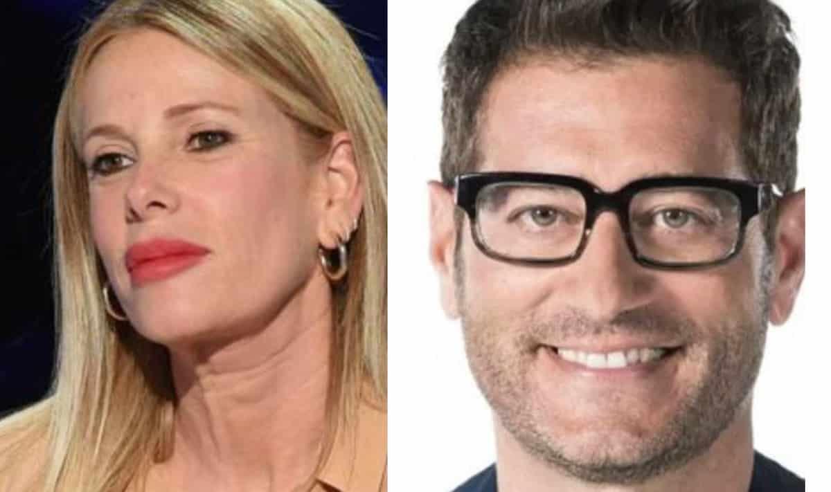 Enrico Papi, Alessia Marcuzzi non vuole lavorare con lui e Papi decide di raccontare la verità