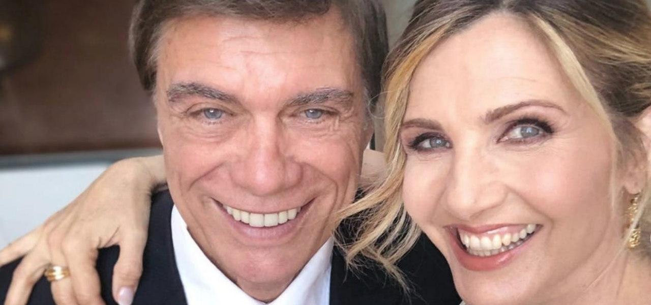 Lorella Cuccarini e il marito Silvio Testi, momenti di tensione …