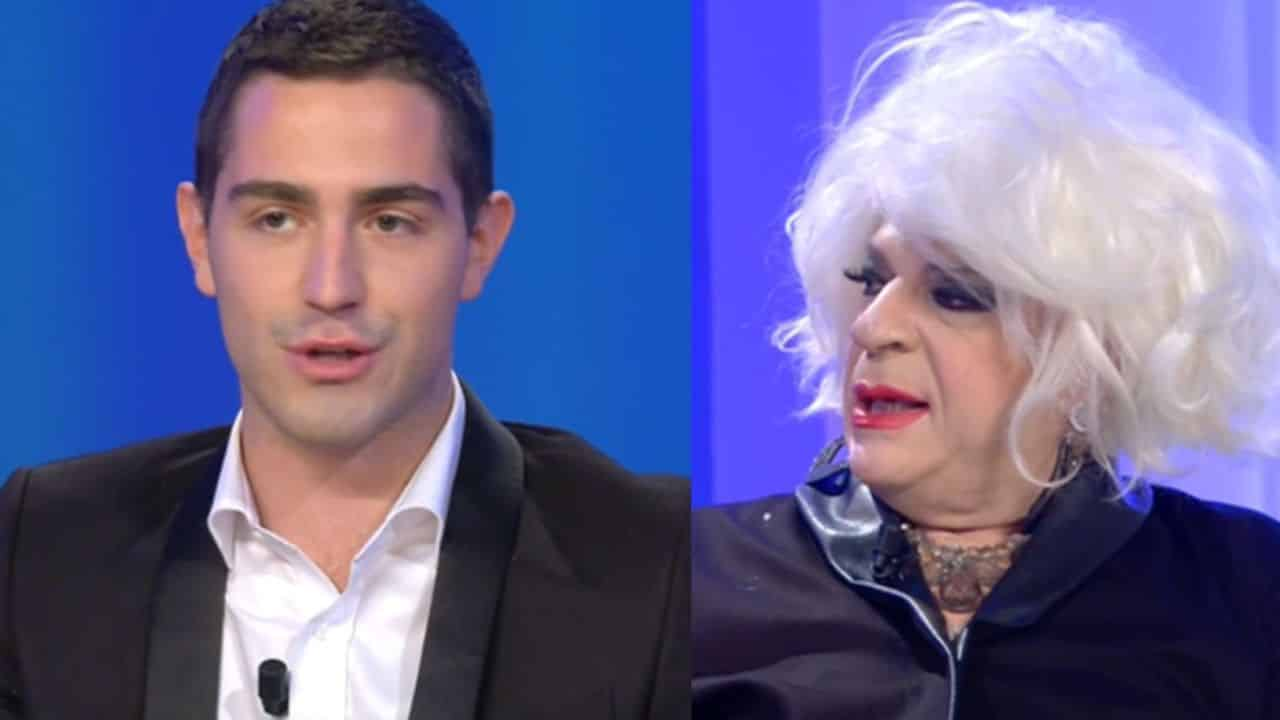 Maurizio Costanzo Show, Platinette e Zorzi durissimo scontro, interviene Costanzo che dice …