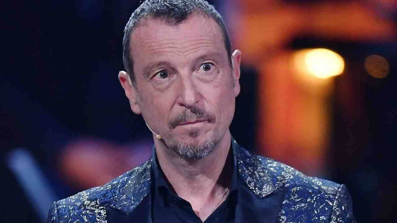 "Amadeus lascia tutti a bocca aperta ""Sanremo 2022? assolutamente no, però vorrei …"""