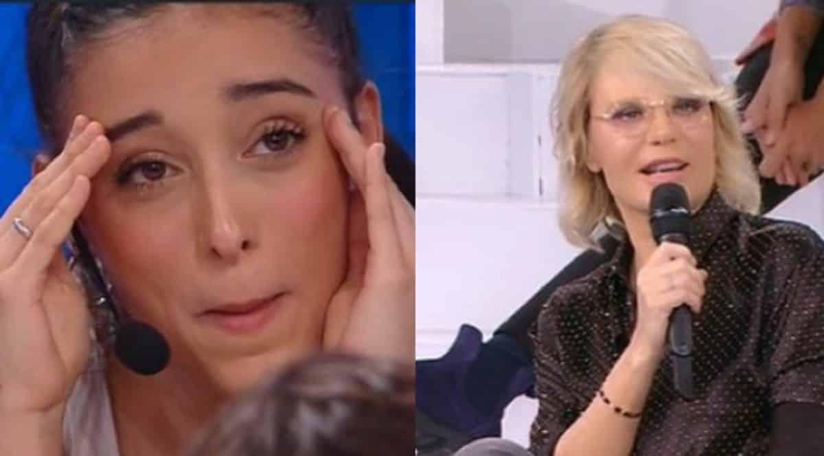 """Amici 20, Maria De Filippi a Giulia Stabile """"voglio che tu …"""""""