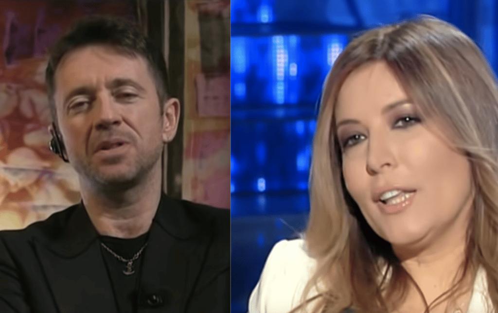 """Domenica In, Selvaggia Lucarelli """"Io e il mio ex Andrea Scanzi abbiamo deciso che …"""", Mara Venier resta senza parole"""