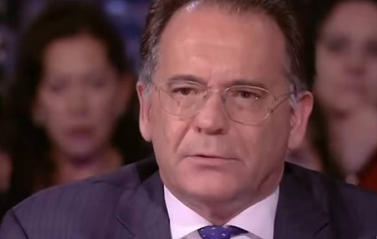 Alessandro Cecchi Paone una furia contro Paola Ferrari che attacca Diletta Leotta
