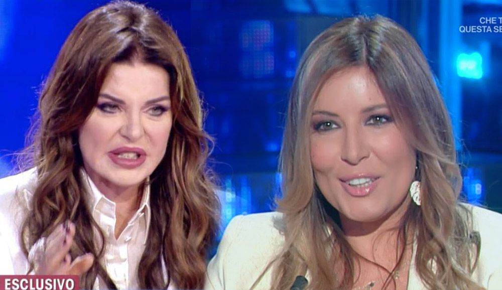 """Alba Parietti al veleno contro Selvaggia Lucarelli """"Non ti devi permettere di … """""""